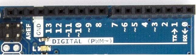 digital I O