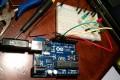 Arduino: far blinkare tre diodi led
