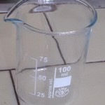 VETRERIA IN USO IN LABORATORIO (Beuta, Becher, cilindro, pallone tarato o matraccio) Prima parte
