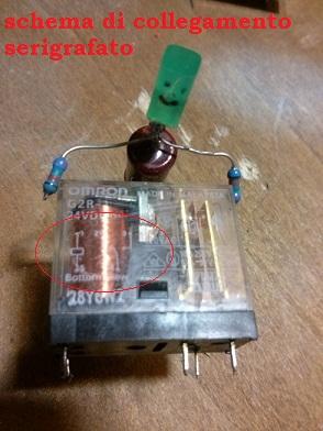 Schemi Elettrici Rele : Relè : cenni. laboratorio scolastico