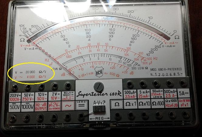 6 ohm-volt ice 680r