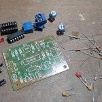 Assemblare un kit elettronico ..